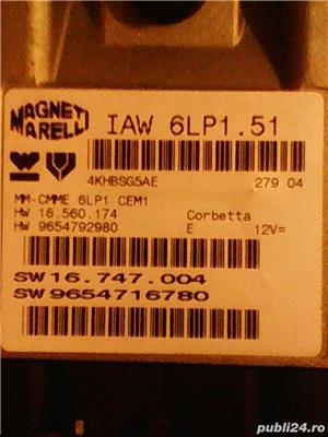 calculator autopeugeot 307 cc 2005 , 2.0 benzina  100 kw - imagine 2