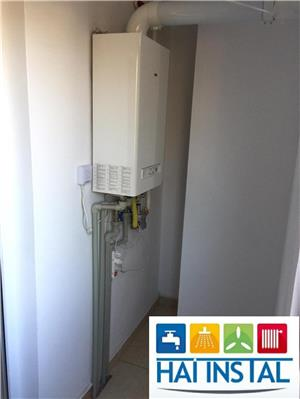 Montaj calorifere, Instalatii complete,canalizări,centrale,gaz, întreținere, proiectare, garanție  - imagine 4