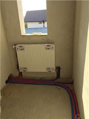 Montaj calorifere, Instalatii complete,canalizări,centrale,gaz, întreținere, proiectare, garanție  - imagine 6