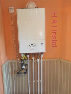 Montaj calorifere, Instalatii complete,canalizări,centrale,gaz, întreținere, proiectare, garanție  - imagine 10