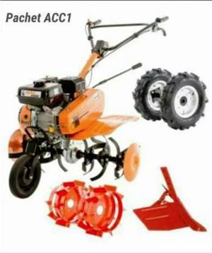 Motosapa/Motocultor Ruris DAC 7000K - imagine 2