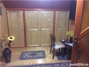 Vând casă cu etaj (mansardă frumoasă lemn) in Cluj-Napoca  zona Kaufland Mărăşti - imagine 9