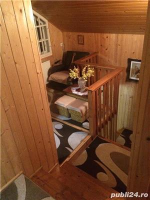 Vând casă cu etaj (mansardă frumoasă lemn) in Cluj-Napoca  zona Kaufland Mărăşti - imagine 10