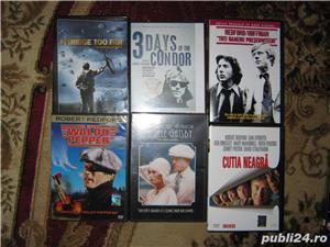 ROBERT REDFORD,18 DVD ORIGINALE,FILME DE OSCAR,IN ROMANA,COLECTIE DE LUX,INCEPUTURI PANA IN PREZENT - imagine 9