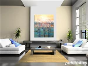 Tablou peisaj abstract - imagine 3