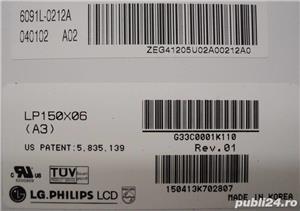 """Display Laptop 15"""" LG. Philips Lampa Mate Code: LP150X06 (A3) - imagine 3"""