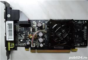 Placa Video GeForce 8400GS, 256MB, DDR3, 128bit, VGA, DVI, PCI-E - imagine 1