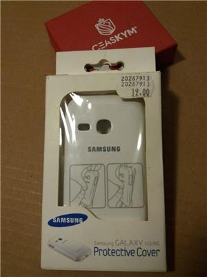 Samsung Galaxy Young Carcasa Protectie - imagine 1