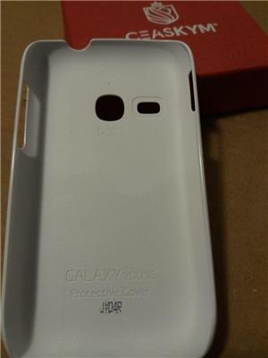 Samsung Galaxy Young Carcasa Protectie - imagine 3