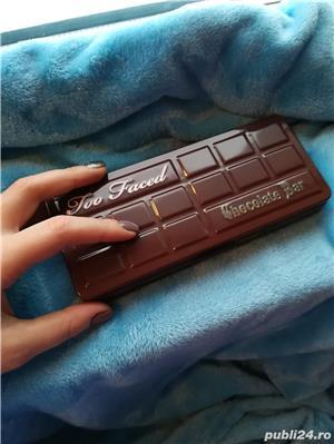 Set Trusa Machiaj / Make up Profesionala TOO FACED Chocolate Bar - imagine 1