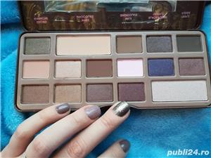 Set Trusa Machiaj / Make up Profesionala TOO FACED Chocolate Bar - imagine 10