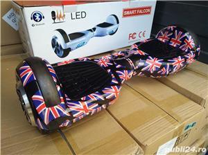 Oferta Hoverboard Auto Balance blue sky - imagine 8