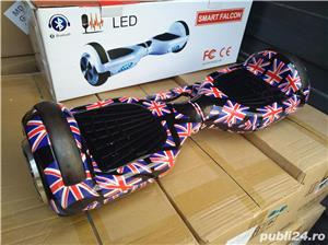 Oferta Hoverboard Auto Balance blue sky - imagine 7