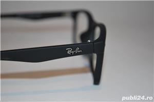 Rame ochelari de vedere RAY BAN 8145 negru mat -  calitate premium  - imagine 5