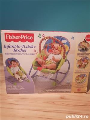 Mini balansoar bebe. - imagine 2