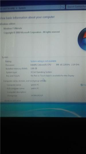 laptop Presario cq62 - imagine 3
