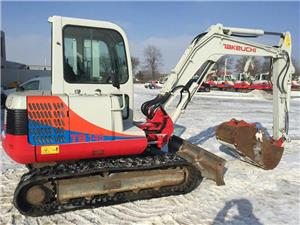 Takeuchi tb 145 - imagine 2