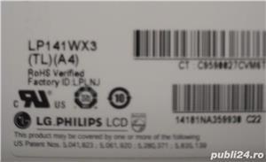 """Display Laptop 14,1"""" LG Lampa Mate Code: LP141WX3 (TL)(A4) - imagine 3"""