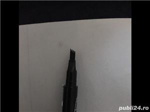 Stilou sprâncene lichid super durabil cu efect de microblading - imagine 2