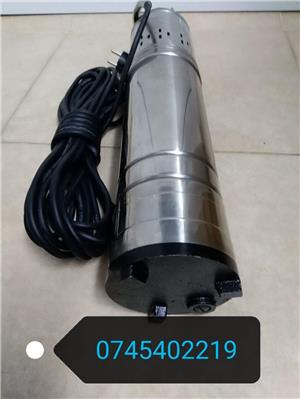 Pompa submersibila din inox - imagine 2