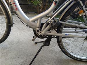 Bicicleta Pegasus Arcona Aluminium Germania - imagine 2