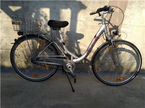 Bicicleta Pegasus Arcona Aluminium Germania - imagine 3
