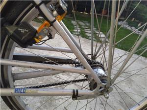 Bicicleta Pegasus Arcona Aluminium Germania - imagine 4