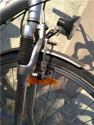 Bicicleta Pegasus Arcona Aluminium Germania - imagine 6