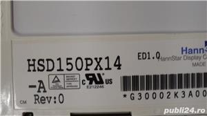 "Display Laptop 15"" HannStar Lampa Mate Code: HSD150PX14 - imagine 3"