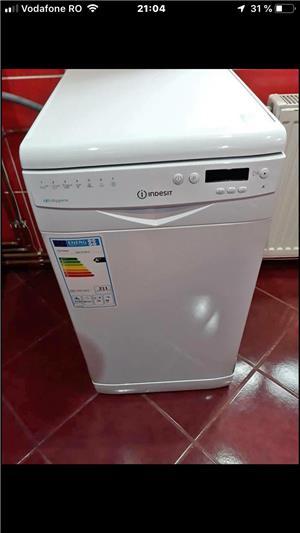 Mașina de spălat vase Indesit clasa energetică A++PRODUS NOU - imagine 1