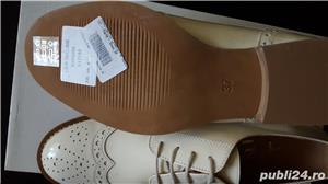 Pantofi piele lacuita - imagine 1