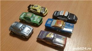 Vand jucarii ,masinute,in stare buna,  din seria THE CARS la set de 6  - imagine 2