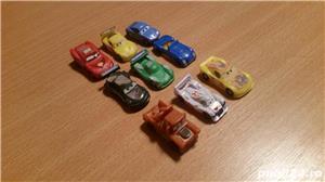 jucarii ,masinute,in stare buna,  din seria THE CARS la set de 9 - imagine 2