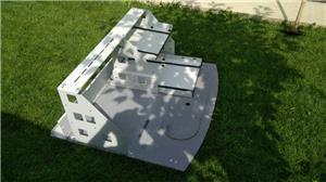Vând raft metalic portbagaj Ford Focus - imagine 3