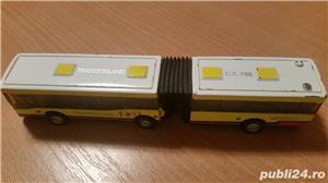set 5 masinute,autobuz ,jucarii,in stare buna - imagine 5