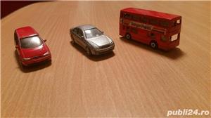 set 5 masinute,autobuz ,jucarii,in stare buna - imagine 6