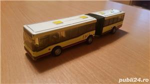 set 5 masinute,autobuz ,jucarii,in stare buna - imagine 1