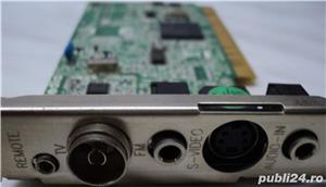 Tuner TV-FM AverMedia Super M135AF PCI DK BG FM - imagine 3