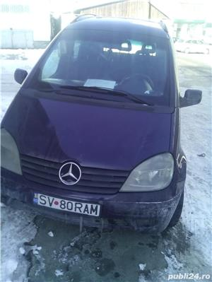 Mercedes-benz Vaneo - imagine 2