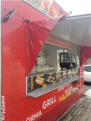 Rulota Fast Food an 2015 - imagine 1