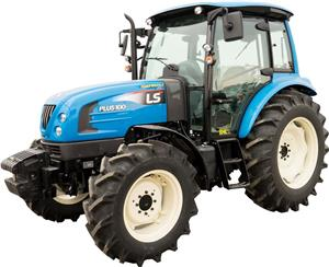 Tractor LS model PLUS100 CAB, 95 CP - imagine 2