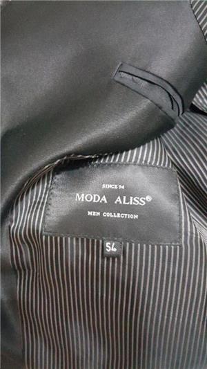 Vand costum barbatesc, MODA ALISS, marimea 54 - imagine 4