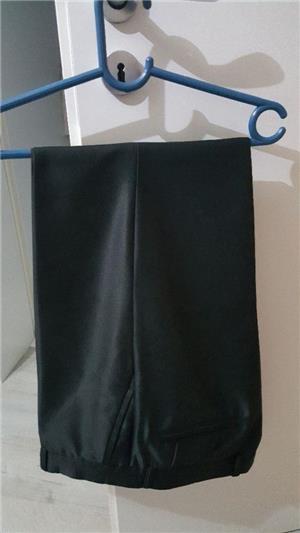Vand costum barbatesc, MODA ALISS, marimea 54 - imagine 3