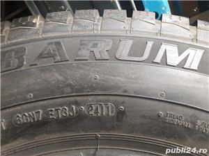 ANVELOPE IARNA NOI BARUM 205/75/R16C  - imagine 3