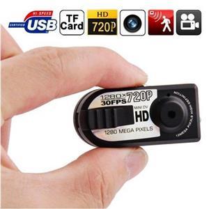 Camera Video Mini Spion HD 720P Cu Detectie De Miscare - imagine 6