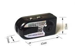 Camera Video Mini Spion HD 720P Cu Detectie De Miscare - imagine 5
