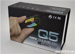 Camera Video Mini Spion HD 720P Cu Detectie De Miscare - imagine 3