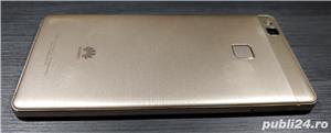 Huawei P9 lite gold, impecabil, cu toate accesoriile - imagine 6