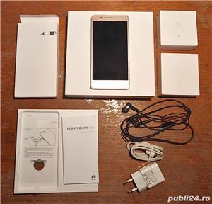 Huawei P9 lite gold, impecabil, cu toate accesoriile - imagine 3