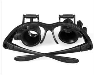 Ochelari Profesionali 4 Seturi De Lentile Pt Electronica Ceasornicarie - imagine 2